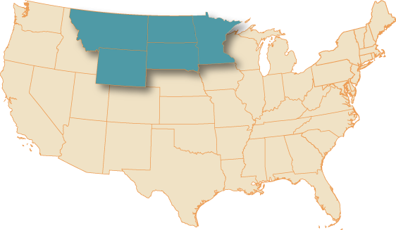 Wheat Production Map National Association Of Wheat Growers - Us wheat production map